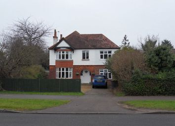 Thumbnail 4 bed detached house to rent in Northampton Road, Bromham, Bedford