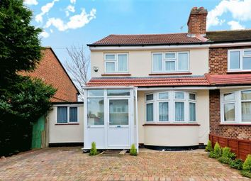 Thumbnail 4 bed semi-detached house for sale in Red Lion Road, Tolworth, Surbiton