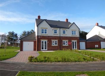 Thumbnail 3 bed semi-detached house for sale in Plot 4 Ennerdale, Harvest Park, Silloth, Wigton