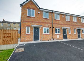 Thumbnail 3 bed terraced house to rent in Church Road, Blackhill, Consett