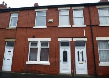 Thumbnail 3 bedroom terraced house to rent in Victoria Road, Kirkham, Preston