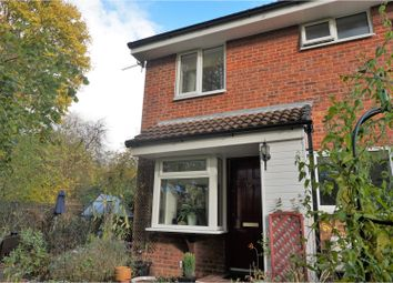 Thumbnail 1 bed semi-detached house for sale in Daniel Close, Warrington