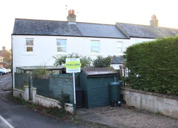 Thumbnail 2 bed end terrace house for sale in Priory Road, Hungerford