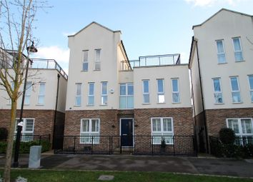 Thumbnail 4 bed property for sale in Liverymen Walk, Greenhithe