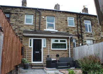 Thumbnail 1 bed terraced house to rent in White Lee Road, Batley