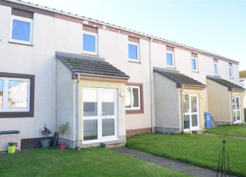 Thumbnail 3 bed terraced house for sale in Abbey Crescent, Kinloss, Forres