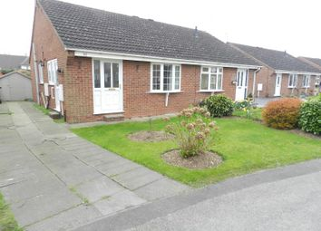 Thumbnail 2 bedroom bungalow for sale in Lockington Close, Chellaston, Derby
