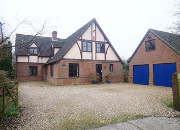 Thumbnail 5 bedroom detached house for sale in Hargrave Road, Chevington, Bury St. Edmunds