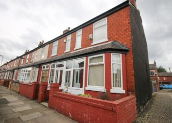 Thumbnail 2 bed end terrace house to rent in Lansdale Street, Eccles, Manchester