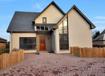 Thumbnail 3 bed detached house for sale in Old Brechin Road, Forfar