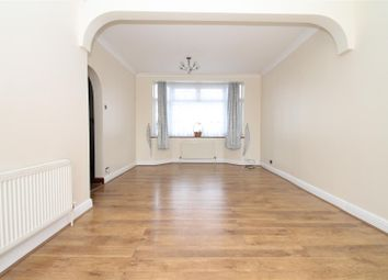 Thumbnail 3 bed property to rent in Hinton Road, London