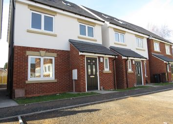 Thumbnail 5 bedroom detached house for sale in Gatis Street, Wolverhampton