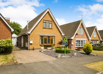 Thumbnail 2 bed detached house for sale in Orchard Way, Sandiacre, Nottingham