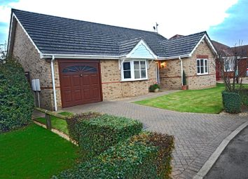 Thumbnail 3 bed detached bungalow for sale in Harrington Croft, Holbeach, Spalding