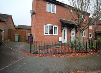 Thumbnail 2 bedroom semi-detached house for sale in Oak Tree Close, Arkwright Town, Chesterfield
