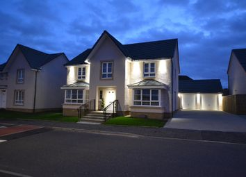 Thumbnail 4 bed detached house for sale in Balgownie Drive, Cumbernauld