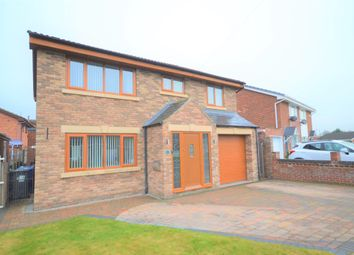 4 bed detached house for sale in Atterby Drive, Rossington, Doncaster DN11