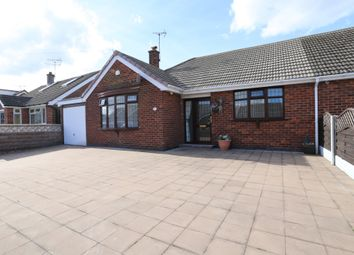 Thumbnail 3 bedroom bungalow for sale in Colin Crescent, Weston Coyney