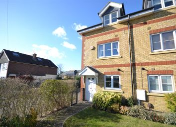 Thumbnail 4 bedroom end terrace house for sale in Ruxley Lane, West Ewell, Epsom