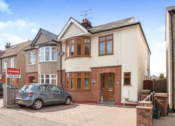 Thumbnail 4 bed semi-detached house for sale in St. Johns Avenue, Chelmsford