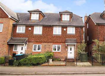 Thumbnail 3 bed end terrace house for sale in High Street, Dormansland, Lingfield