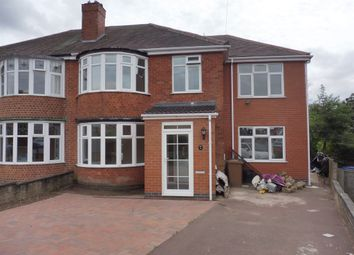Thumbnail 4 bed semi-detached house for sale in Gayton Avenue, Littleover, Derby