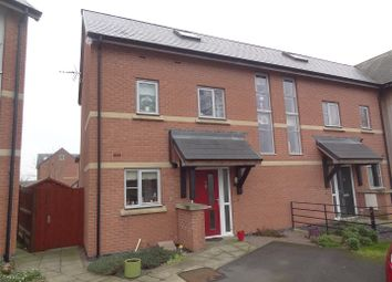 Thumbnail 3 bedroom semi-detached house for sale in Furlong Way, Holdingham, Sleaford