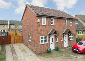 Thumbnail 2 bed semi-detached house for sale in Satis Avenue, Sittingbourne