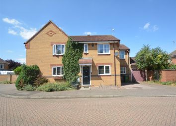 Thumbnail 3 bed property for sale in Coltsfoot Drive, Woodston, Peterborough