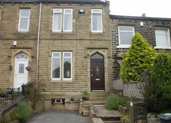 Thumbnail 2 bed terraced house for sale in Burfitts Road, Oakes, Huddersfield