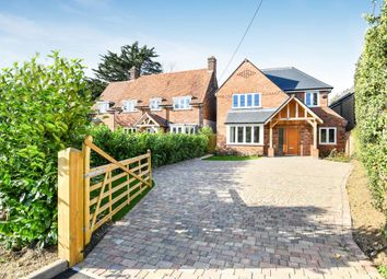 Thumbnail 4 bed detached house for sale in Ley Hill, Buckinghamshire