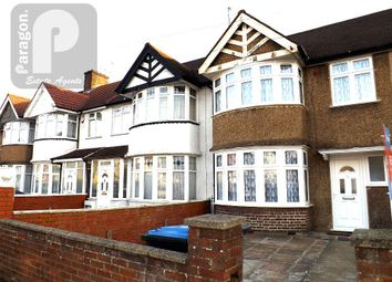Thumbnail 4 bed terraced house to rent in Princes Avenue, Kingsbury