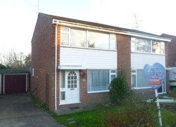 Thumbnail 3 bedroom semi-detached house to rent in Rushden Way, Farnham