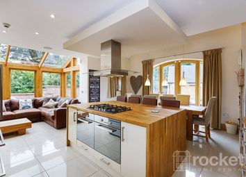 Thumbnail 5 bedroom detached house to rent in Church Lane, Endon, Stoke-On-Trent