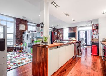 Thumbnail 2 bed flat for sale in The Jam Factory, 27 Green Walk, London