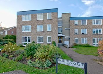 Thumbnail 2 bed flat for sale in Thornton Court, Girton, Cambridge