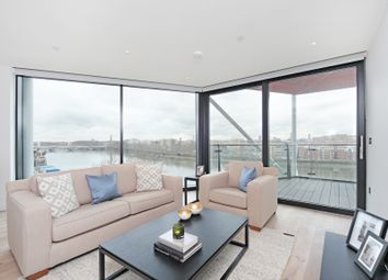 Thumbnail 2 bed flat to rent in 1 Riverlight Quay, Nine Elms Lane, Vauxhall, London