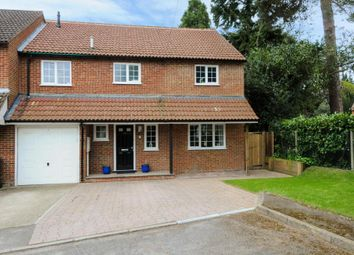 Thumbnail 4 bedroom end terrace house for sale in All Souls Road, Ascot