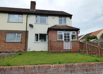 Thumbnail 3 bedroom end terrace house for sale in Wych Elm Close, Hornchurch