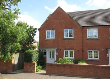 Thumbnail 3 bed semi-detached house for sale in Foxglove Way, Ramsey St. Marys, Huntingdon