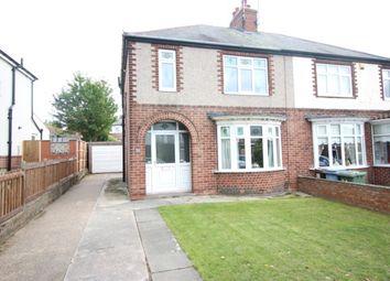 Thumbnail 3 bedroom semi-detached house for sale in Kilton Hill, Worksop