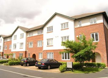 Thumbnail 2 bed flat for sale in Fielden Court, 245 Barlow Moor Road, Manchester