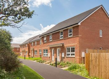 """Thumbnail 3 bedroom semi-detached house for sale in """"Ellerton"""" at Magna Road, Canford"""