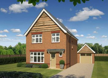 """Thumbnail 3 bed detached house for sale in """"Warwick"""" at Hawkins Road, Exeter"""