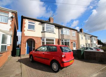 Thumbnail 3 bedroom semi-detached house for sale in Bassett Road, Coventry