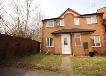 Thumbnail 2 bed semi-detached house for sale in Green Park Road, Parklands, Bromsgrove