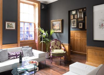 Thumbnail Serviced town_house to rent in Conway Street, London