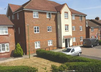 Thumbnail 1 bed flat for sale in Cromdale Walk, Great Ashby, Stevenage, Herts