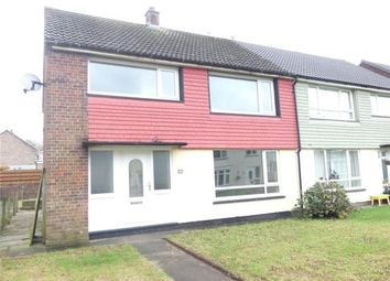 Thumbnail 4 bed semi-detached house for sale in Coleridge Drive, Egremont, Cumbria