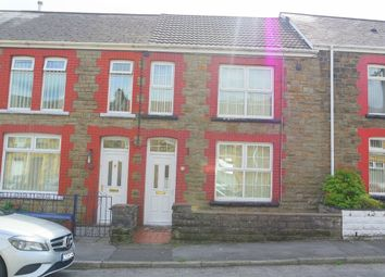Thumbnail 3 bed terraced house to rent in Goodwin Street, Maesteg, Mid Glamorgan
